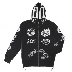 Rocksmith RAP ZIP UP HOODIE - www.baddaclothes.com
