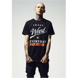 Smoke Tee tshirt smoke weed everyday