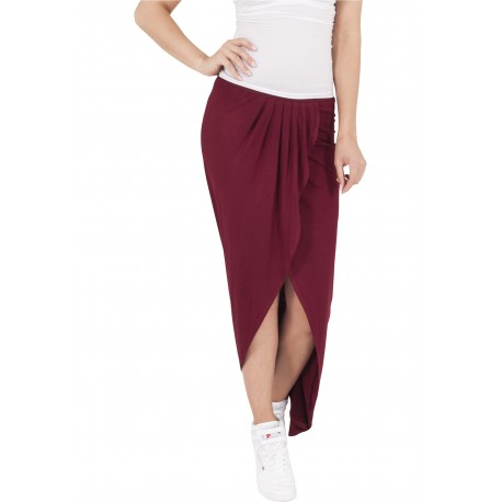 Ladies Long Viscon Skirt - Urban Classics