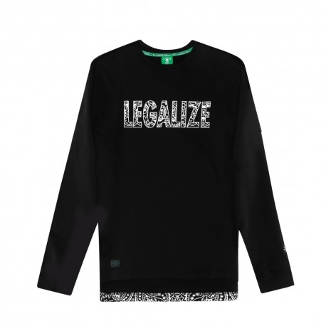 Cayler & Sons GL Hazely Long Crewneck