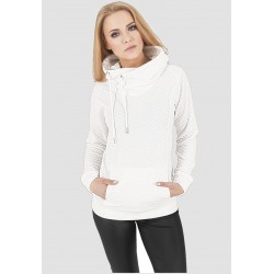 Urban Classics Ladies Quilt Hoody