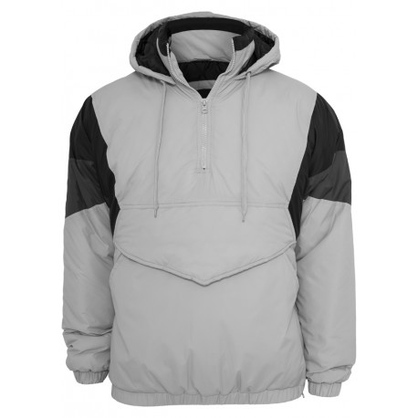 Nylon Hoody Jacket