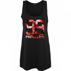 99 Problems Ladies Jersey Tank- Canotta da donna