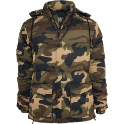 Camo Winter Jacket