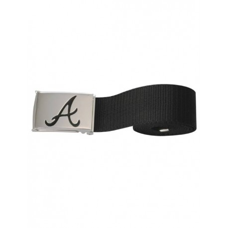MLB Atlanta Braves canvas belt