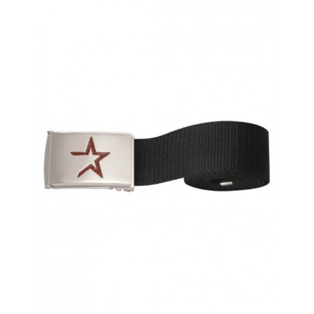 MLB Houston Astros Canvas Belt