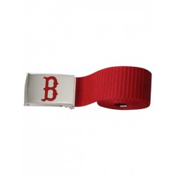 MLB Boston Red Sox Canvas Belt