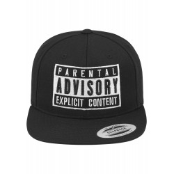Cappello Parental Advisory