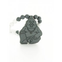 Wood Fellas Buddha necklace