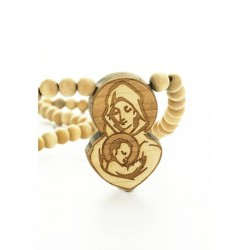 Wood Fellas Maria Necklace - collana in legno