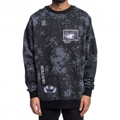 CSBL Series Oversized Crewneck