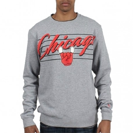 CAYLER & SONS Chicago Crewneck - Felpa girocollo