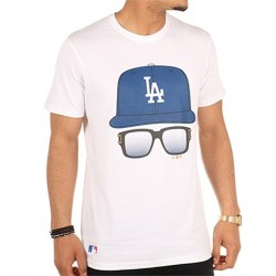 New Era - MLB Cap and Glasses Tee LA Dodgers