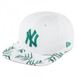 New ERa - NY Yankees Sand Wash Visor Print Original Fit 9FIFTY Snapback