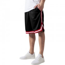 Stripes Mesh Shorts - Pantaloncini da basket