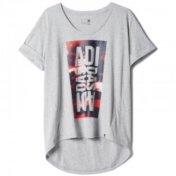 ADIDAS Donna T-Shirt Lineage