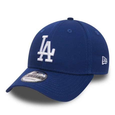 New Era hat Los Angeles Dodgers League Essential 9FORTY ... 98cd68ae68e