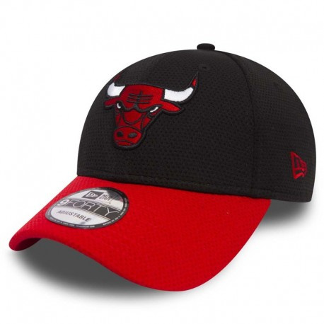 New Era - Chicago Bulls Team Mesh 9Forty snapback