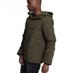 Padded Pull Over Jacket