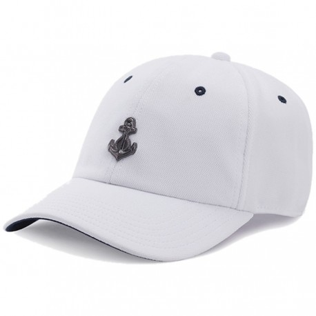 Cayler&sons - WL Stay Down Curved Cap White