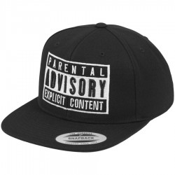 Parental Advisory Cap