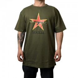 Москва AK-47 Red Star Tee