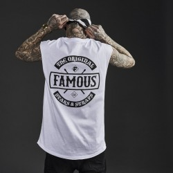 Famous Stars and Straps Chaos Tanktop