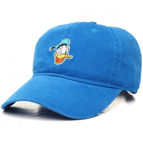 Donald Duck Curved Cap - BaddaClothes f4c8e336eaa