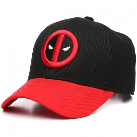 Deadpool Curved Cap