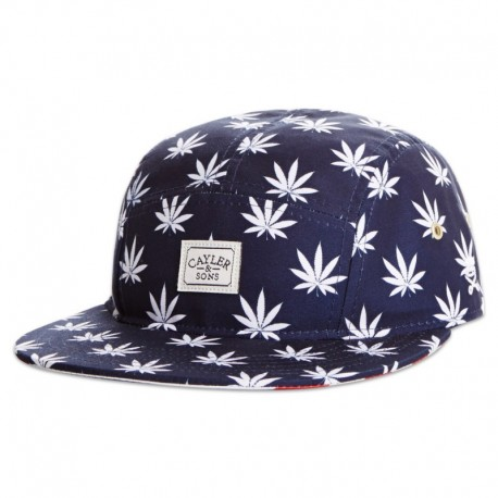 CAYLER & SONS Budz And Stripes 5 Panel