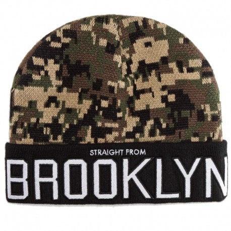 C&S Marcy Downtown Digi Camo Beanie