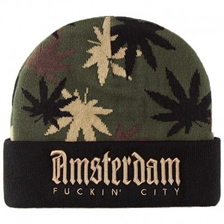 Cayler and Sons Amsterdam Beanie - www.baddaclothes.com 6f88ac87796