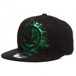 Mary Jane Snapback Cap