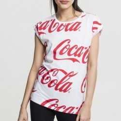 Ladies Coca Cola Tee