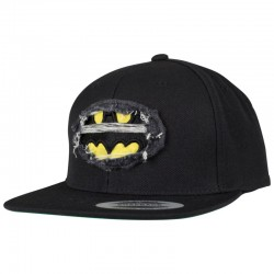 Destroyed Batman Snapback