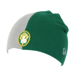New Era - Team Skull Knit Beanie Boston Celtics