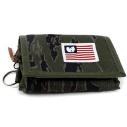 Wu-Wear Camo Wallet