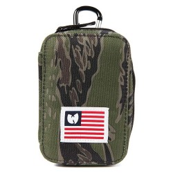 Wu-Wear Camo Stash Pouch Bag