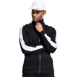 Urban Classics - 2-Tone Interlock Track Jacket