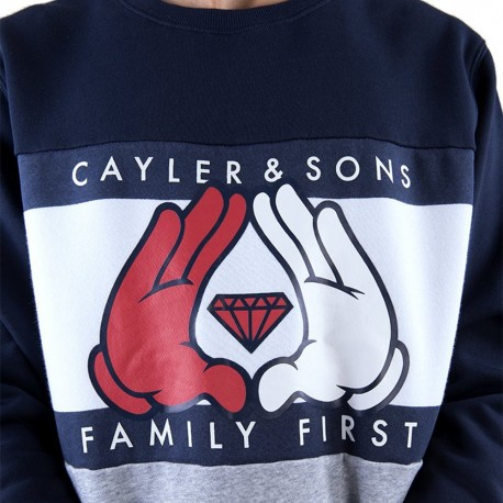 Cayler & Sons - First Crewneck