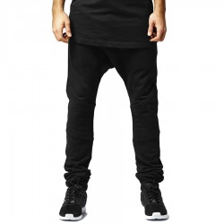 Deep Crotch Biker Sweatpants