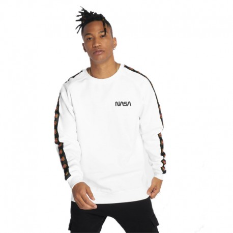 NASA Wormlogo Crewneck - Felpa Girocollo