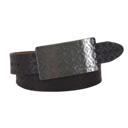 Karl Kani - Leather Belt