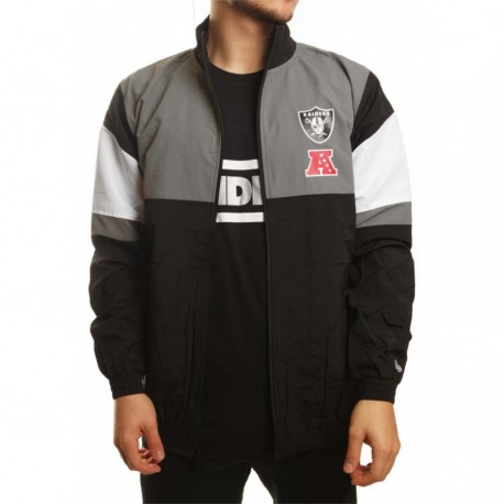New Era - Track Jacket Oakland Raiders Field of Rivals