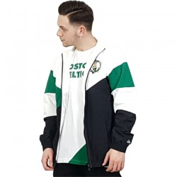New Era - Boston Celtics Track Jacket Colour Block Retrò