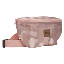 Camo Hip Bag rose