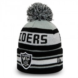New Era - NFL Team Oakland Raiders Pompon Beanie