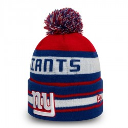 New Era - NFL Team New York Giants Pompon Beanie