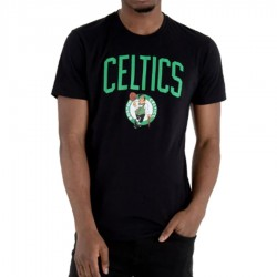 New Era - Team Tshirt Boston Celtics