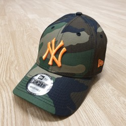 New Era - Camo New York Yankees 9Forty